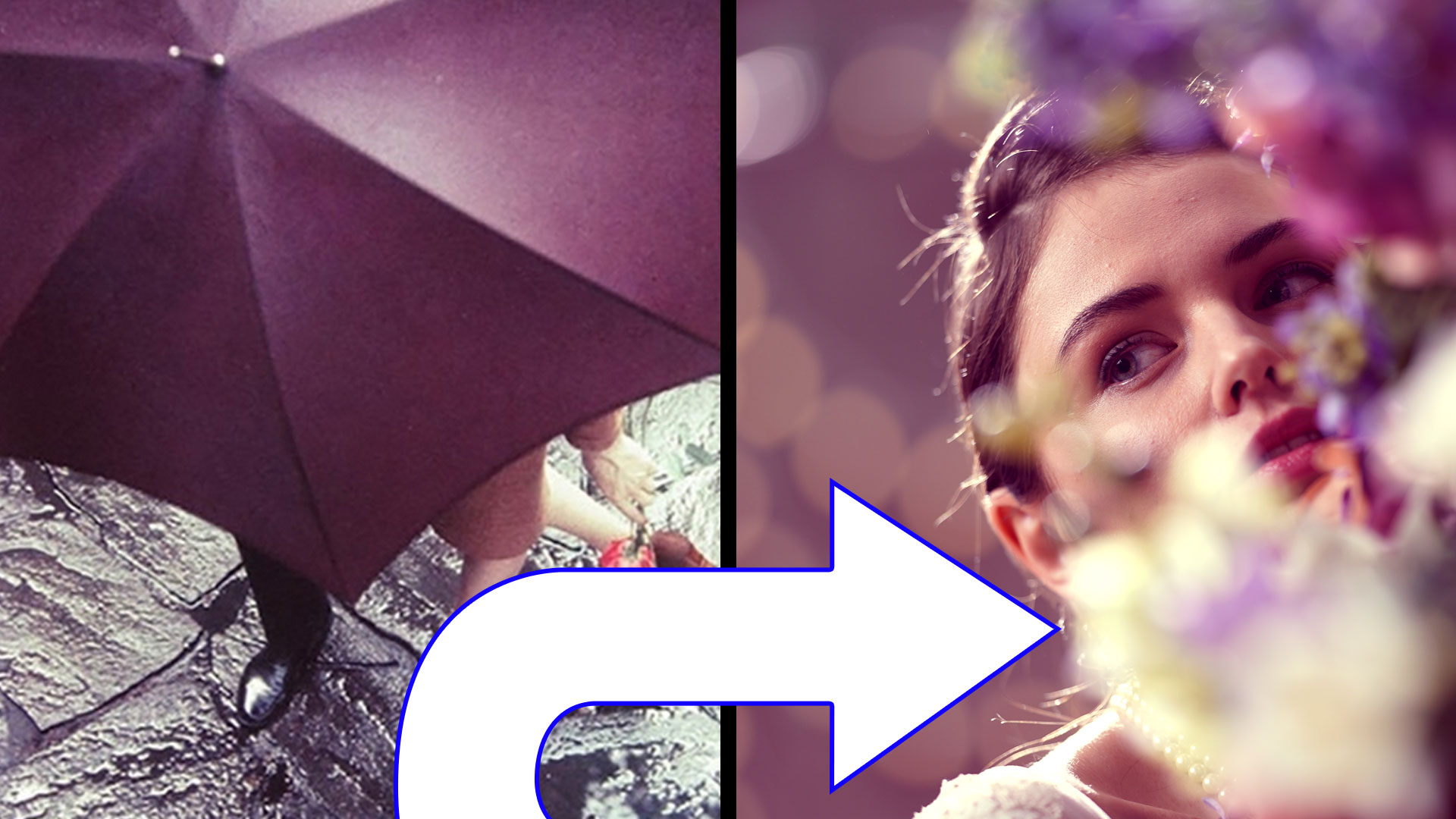 How to copy the COLOR GRADE of ANY Image